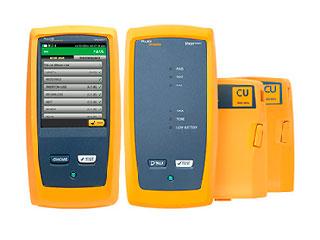 A világ első, független 2G minősítéssel rendelkező Cat8 kábelanalizátora, a DSX8000.