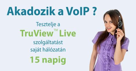 Akadozik a VoIP?