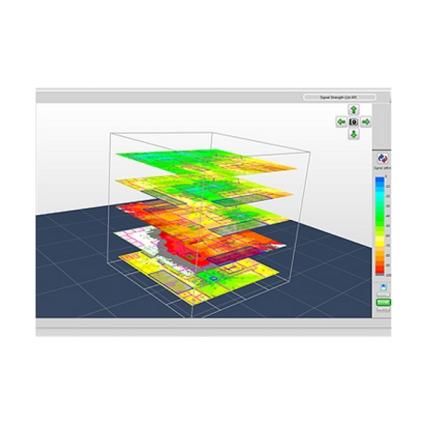 Fluke Networks AirMagnet Planner™ WiFi hálózattervező szoftver