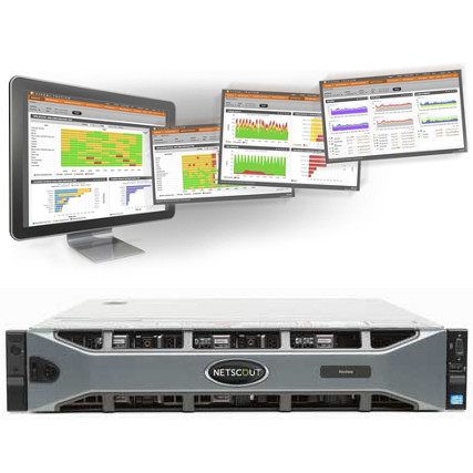 Fluke Networks Visual TruView™