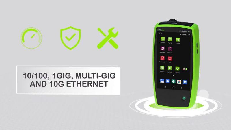 Megjelent a NetAlly LinkRunner? 10G v1.5 firmware