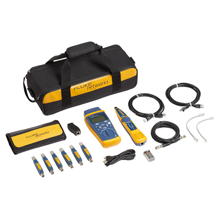 Fluke Networks CableIQ Advanced Kit (CIQ-KIT)