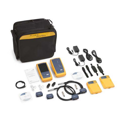 Fluke Networks DSX-5000 Kit