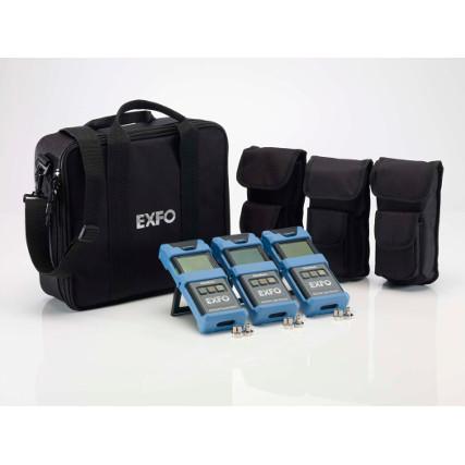 EXFO EPM-50 FiberBasix 50 sorozatú optikai teljesítménymérő kit