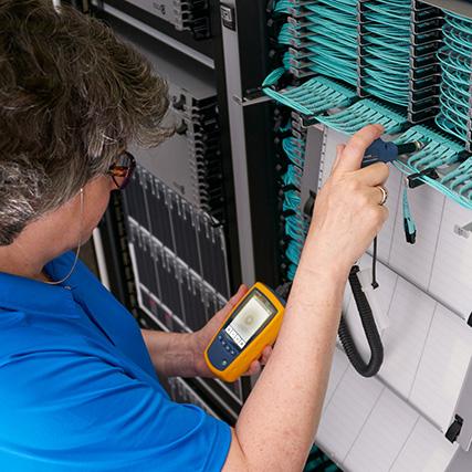 Fluke Networks FI-500 FiberInspector Micro