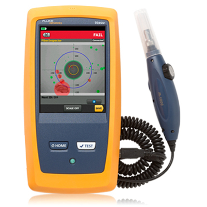 Fluke Networks FI-7000 FiberInspector™ Pro optikai video mikroszkóp