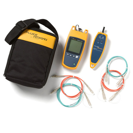 Fluke Networks Fiber QuickMap™ multimódusú optikai hibakereső kit
