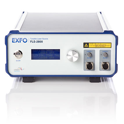EXFO FLS-2800 hangolható optikai fényforrás