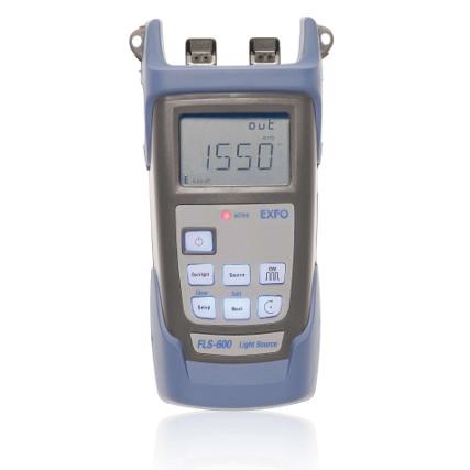 EXFO FLS-600 Optikai fényforrás
