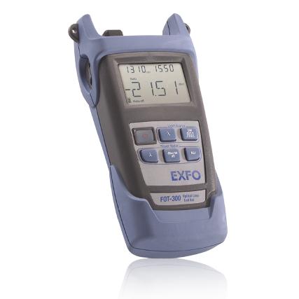 EXFO FOT-300 optikai csillapításmérő