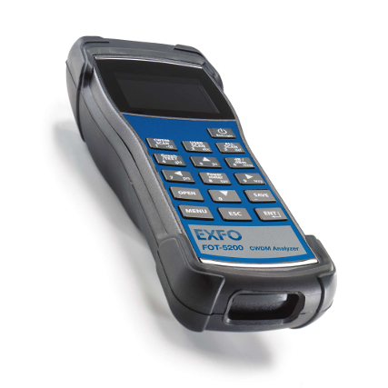 EXFO FOT-5200 CWDM csatorna analizátor