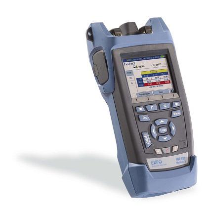 FOT-930 MaxTester automatikus optikai csillapításmérő Teljesen automatikus, kétoldalas beiktatásos optikai csillapításmérő - az új generációs és multi funkciós automatikus megoldás