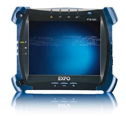 EXFO FTB-500 Univerzális mérőrendszer