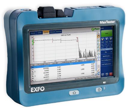EXFO MAX-715B OTDR műszer