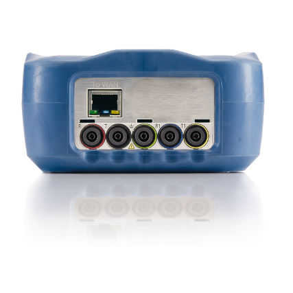EXFO MaxTester 610 réz minősítő mérőműszer