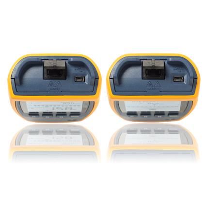 Fluke Networks MultiFiber Pro MPO 12-szálas optikai teszt kit