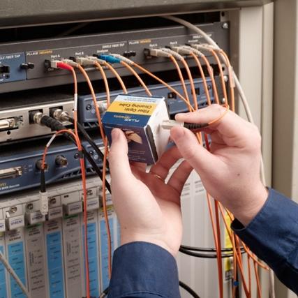 Fluke Networks tisztító kit