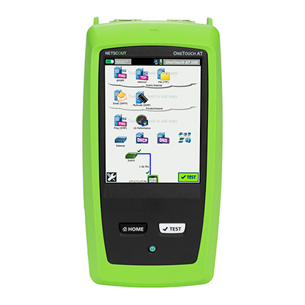 NETSCOUT OneTouch AT 10G