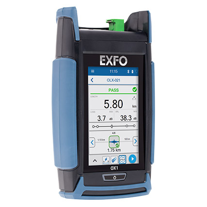 EXFO Optical Explorer