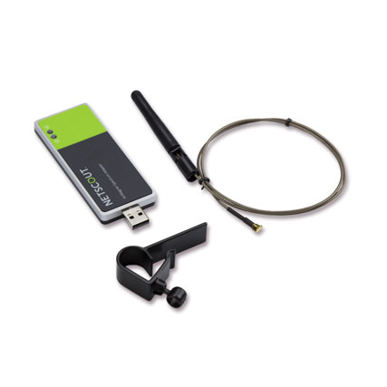 spectrum_NETSCOUT AirMagnet Spectrum XT™ WiFi spektrum USB adapter