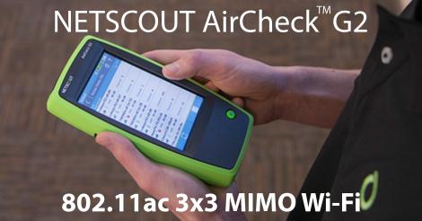 NETSCOUT AirCheck G2